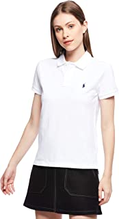 Polo Ralph Lauren-211569958013-Women-Tops-White-Xs