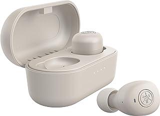 ヤマハ 完全ワイヤレスイヤホン TW-E3B(H) : リスニングケア /Bluetooth /最大6+18時間再生 /生活防水IPX5相当 /専用アプリ対応 /AAC・aptX対応 /マイク搭載 グレー