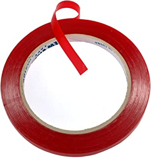 Foxnovo 5m*8mm Super Sticky Heat Resistant Car Auto Double-sided Clear Acrylic Adhesive Foam Tape