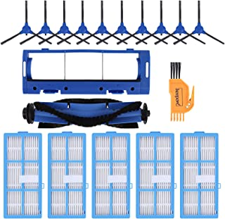 KEEPOW 17 Pack Replacement Parts Accessories Kit Compatible with Coredy R550(R500+), R750, R3500, GOOVI D380, Kyvol E20, E...