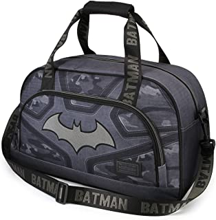 Karactermania 00608 Batman Fear-Sac de Sport Pocket Noir