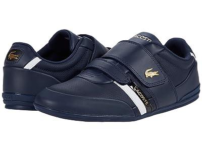 Lacoste Misano Strap 0120 1 (Navy/Black) Men