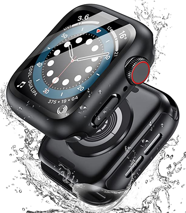 Updated 2021 – Top 10 Screen Protector Case For Apple Watch 4