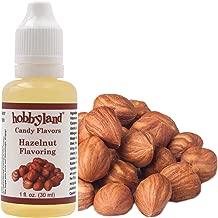 hazelnut food flavouring