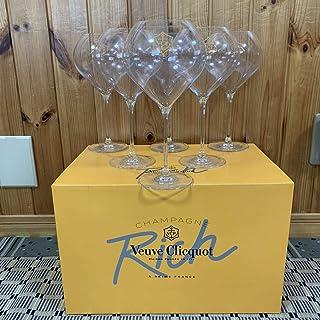 ヴーヴクリコ リッチ Veuve Clicquot Rich シャンパングラス