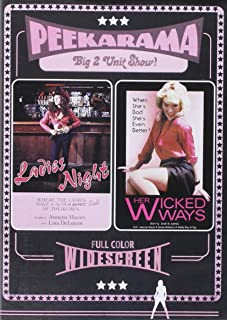 Ladies Night + Her Wicked Ways by Vinegar Syndrome (Annette Haven)