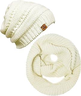 f733b5e5c840a Amazon.com  Ivory - Cold Weather Scarves   Wraps   Scarves   Wraps ...