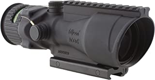 Trijicon ACOG TA648-50G Trijicon 6x48 Scope with Dual Illuminated Green Chevron .50 Ballistic Reticle, TA75 Mount and M1913 Rail