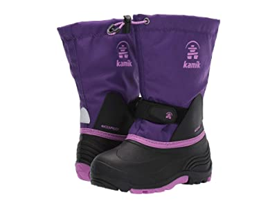 Kamik Kids Waterbug 5 (Toddler/Little Kid/Big Kid) (Purple) Girl