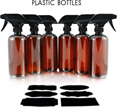 Best plastic spray containers Reviews