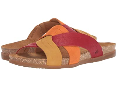 El Naturalista Zumaia N5243 (Orange Mixed) Women