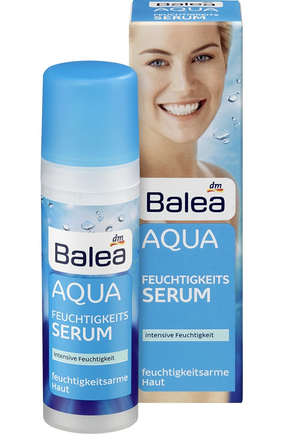 冬クーポン緩めるBalea Aqua Moisture Serum 30ml