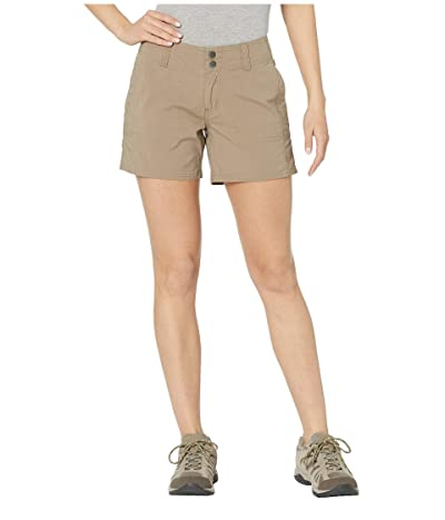 Prana Kalinda Shorts (Dark Khaki) Women