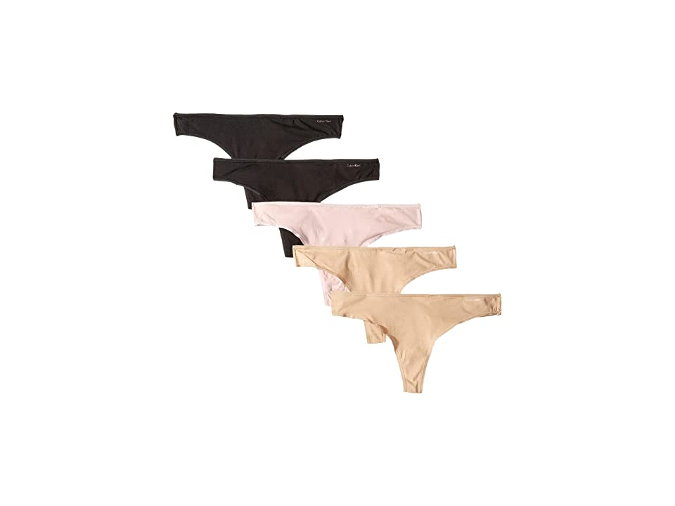 Calvin Klein Underwear - Calvin Klein Underwear 5-Pack Form Thong