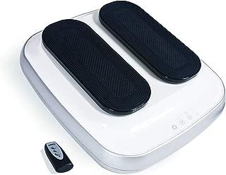 Slim Circulation Leg Exerciser – Motorized Leg Exercise Equipment for Seniors - Promotse Blood Circulation – Simulated Walking Machine with 5 Speed Options