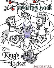The King من locket: كتاب تلوين