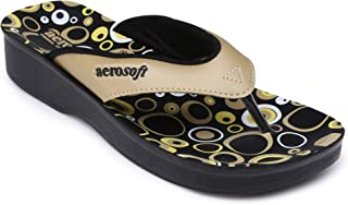 Aerosoft Women Slippers and Flip Flops for Women Casual PU LA0841