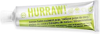 Hurraw! Lemon Balm Coconut Pulp BalmToo, 30 ml