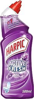 Harpic Toilet Cleaner Liquid Active Fresh, Lavender, 500 ml