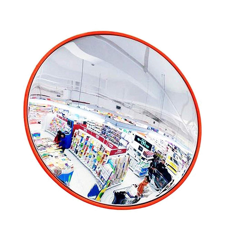 売上高埋めるくぼみGeng カーブミラー凸面セキュリティミラー、広角ミラー、壁掛け用屋内、店舗安全倉庫オフィスアクリルブラインドスポットミラー