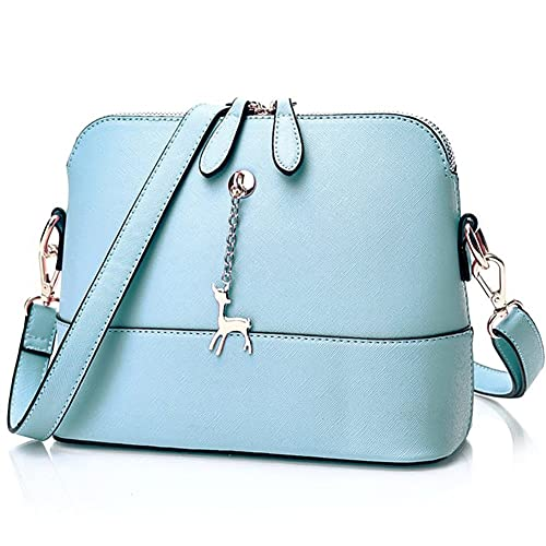 SiMYEER Stylish Crossbody Bags Shoulder Bag Purses for Women Small Ladies Handbags  Messenger Bags 0abe13f9c7b6d
