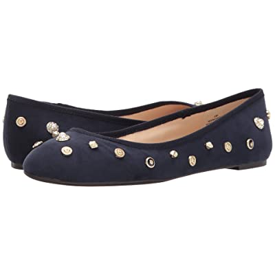 Nine West Morton (Navy/Navy Fabric) Women