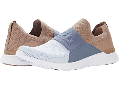 Athletic Propulsion Labs (APL) Techloom Bliss (Almond/Battleship/Ice) Women