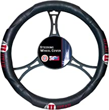 The Northwest Company Officially Licensed NCAA Utah Utes Steering Wheel Cover