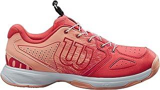 Wilson Kaos Junior Ql, Zapatillas de Tenis, para Todo Tipo de Superficie, Tenistas de Cualquier Nivel Unisex niños