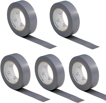 Länge=25m schwarz Stärke=0,15mm Breite=15mm VDE-PVC-Isolierband