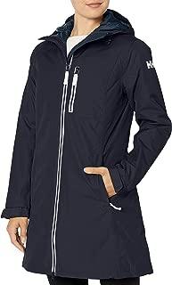 Helly Hansen Belfast Hooded Insulated Waterproof Windproof Breathable Long Winter Parka Coat Jacket