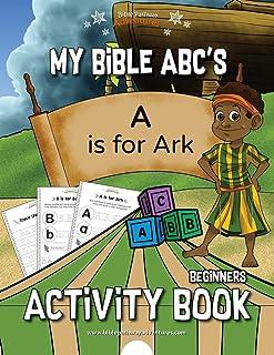 My Bible ABCs Activity Book (Beginners)