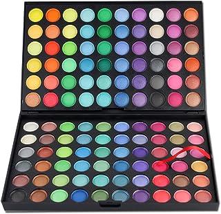PhantomSky 120 Colores Sombra De Ojos Paleta de Maquillaje Cosmética #2 - Perfecto para Uso Profesional y Diario