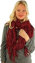 Best dark burgundy scarf Reviews