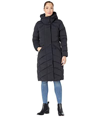 Columbia Ember Springstm Long Down Jacket (Black) Women