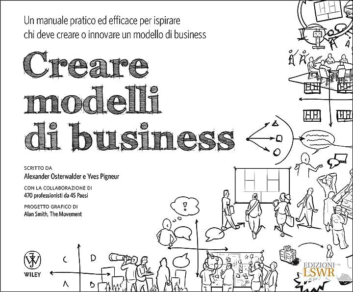 Creare modelli di business  (italiano) copertina flessibile 978-8868957377