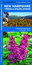 New Hampshire Trees & Wildflowers: A Folding Pocket Guide to Familiar Plants (Wildlife and Nature Identification)