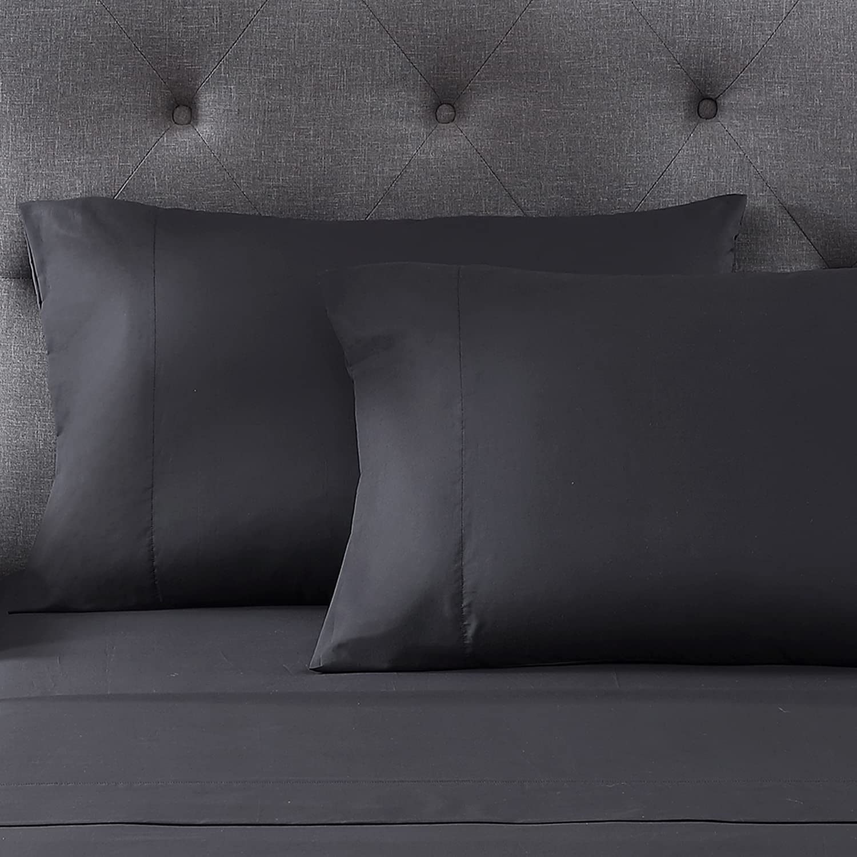 Hotel Collection Ultra Percale 激安 Pillowcase ELS Eg Giza Set 奉呈 100%