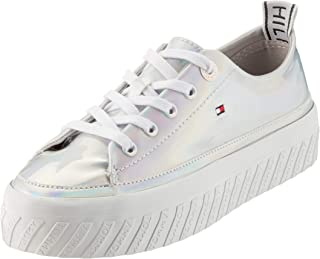 Tommy Hilfiger Iridescent Flatform Women's Sneakers
