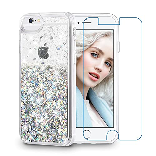size 40 cc0c3 a4768 Glitter iPhone 6 Cases for Girls: Amazon.com