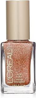 L'Oreal Paris Colour Riche Nail Gold Dust Nail Color, 144 I Like It Chunky, 0.39 Fluid Ounce