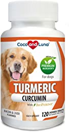 Best natural turmeric for dogs