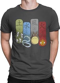 Camisetas La Colmena 618-Elemental Charms (Ideas C. P.)