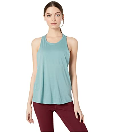 Beyond Yoga Round The Twist Tank (Blue Crush) Women