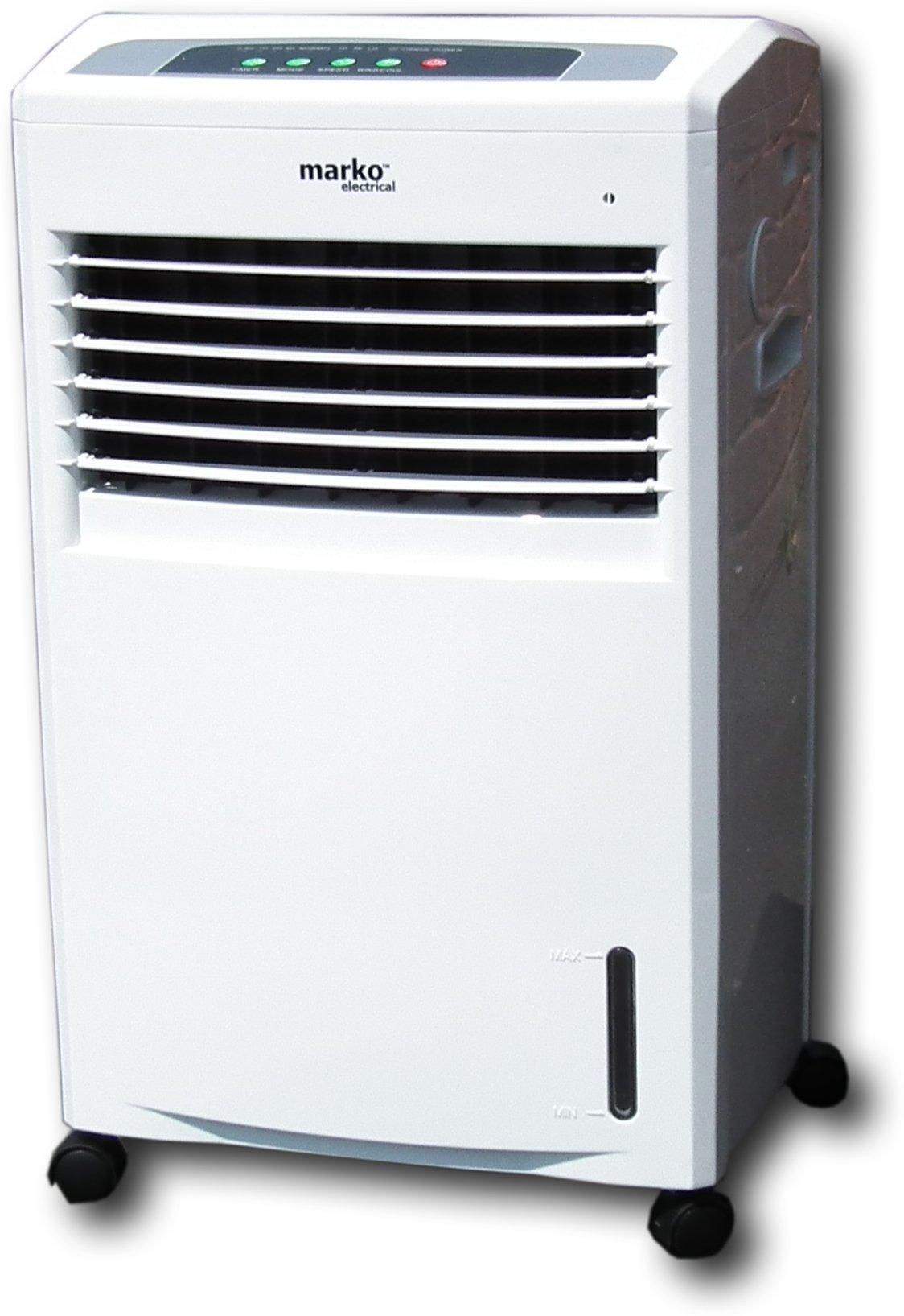 3-en-1 refrigerador de aire purificador humidificador ventilador ...