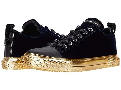 Giuseppe Zanotti RU00000 (Navy/Gold) Men