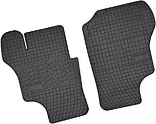 Erh/öhter Rand B/är-AfC MI07211n Gummimatten Auto Fu/ßmatten Schwarz Set 4-teilig Passgenau f/ür Modell Siehe Details