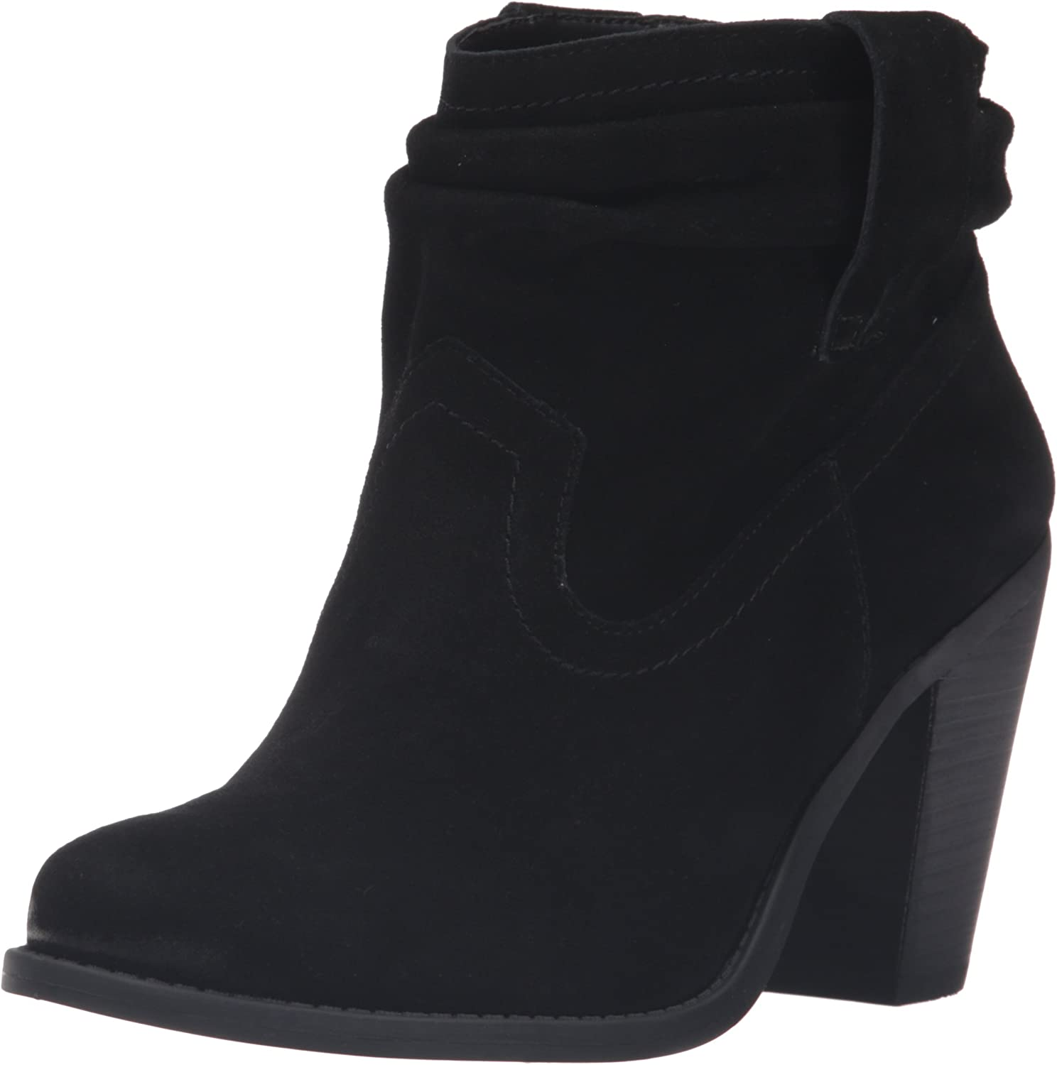 Jessica Simpson Womens Chantie Ankle Bootie