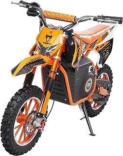 Actionbikes Motors Mini Kinder Crossbike Viper 1000 Watt - 36 Volt - Wave Scheibenbremsen - 3 Geschwindigkeitsstufen - Pocket Bike - Motorrad - Motocross - Dirtbike - Enduro Viper 1000 Watt Orange
