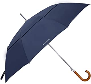 shedrain wood stick umbrella